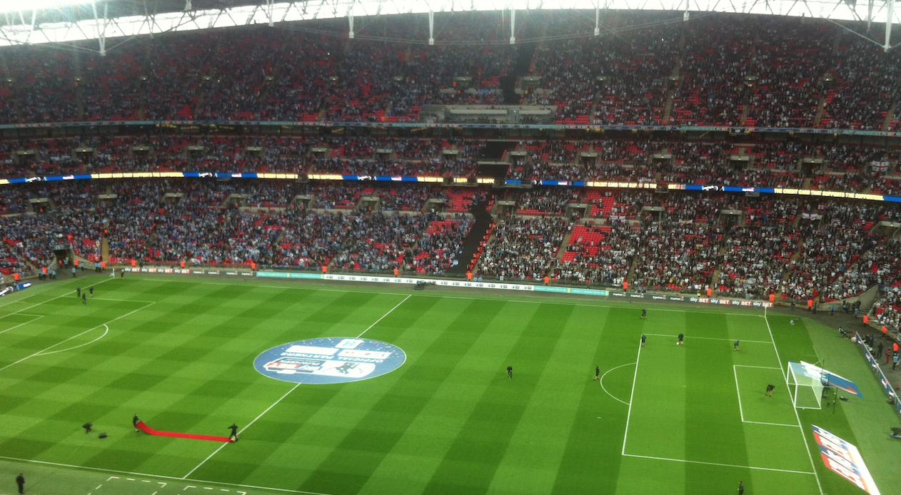 Wembley Derby v QPR Championshop play off final
