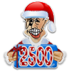 ilh christmas 2500 badge