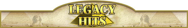 CTP Teams Season Three Division One - Legacy Hits Division sponsored by Legacy Hits