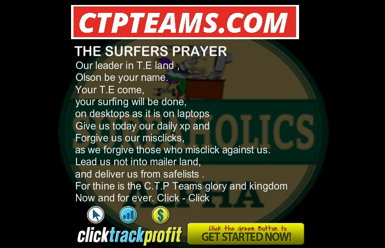 surfers prayer from SAAs