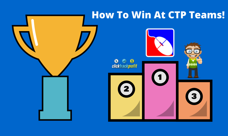 How To Win At CTP Teams!